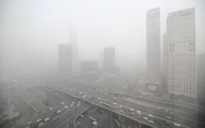 odmrzavanje onečišćenja