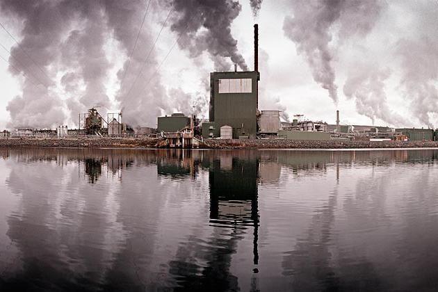 toplinsko zagađenje