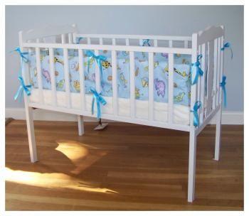 Odbojnici za dječje krevete za novorođenčad