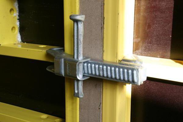 opružni stezaljka za oplate