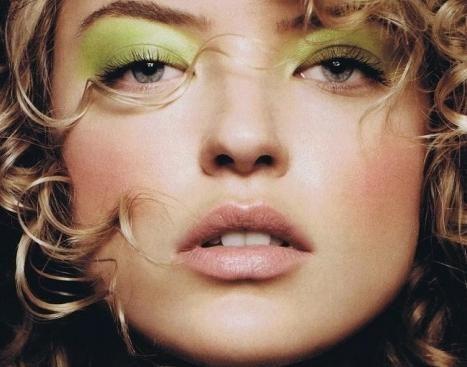 zelene oči za zelene oči