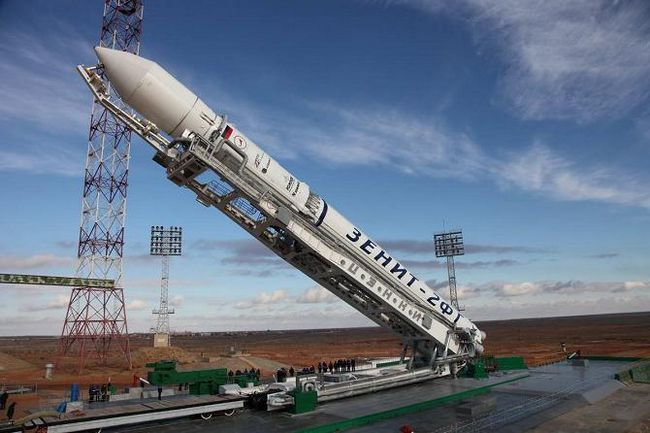 `Зенит`, ракета. Ракета-носитель 11K77 (`Зенит`)
