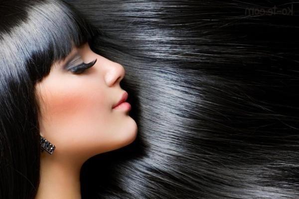 Gelatin maska za kosu, učinak laminacije