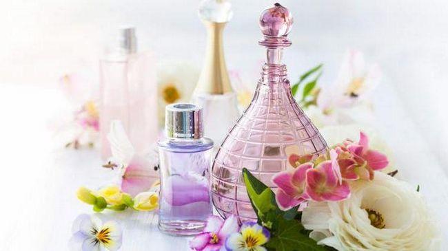 cvjetni parfem