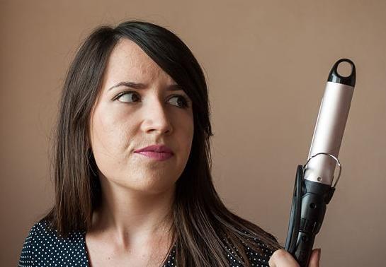 Kako napraviti kosu glatkom