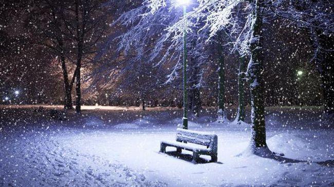 zimsko raspoloženje