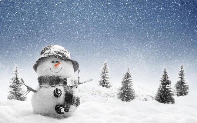 sastava zimskog raspoloženja
