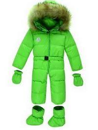 odijela dječje zimske prirodne krzno