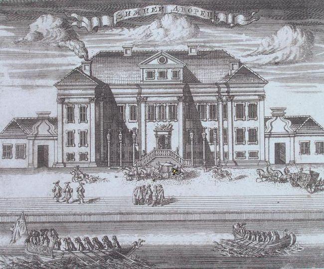 Зимние дворцы Санкт-Петербурга: описание, история