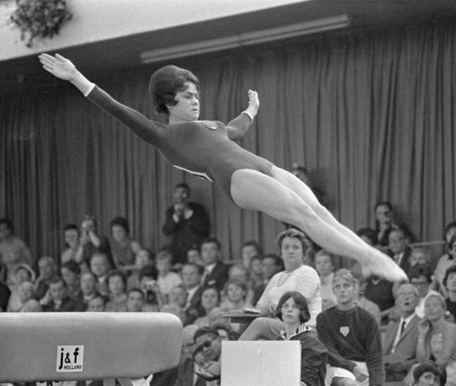 ZINAID CORNIN gimnastičar