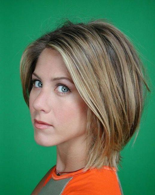 Jennifer Aniston frizurira fotografiju