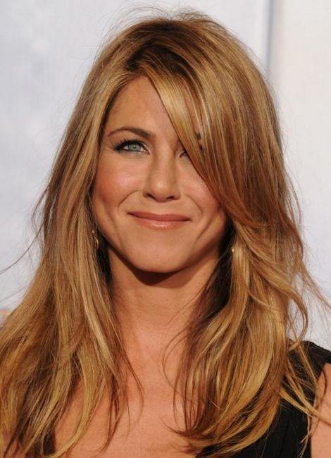 Jennifer Aniston hairstyle 2013